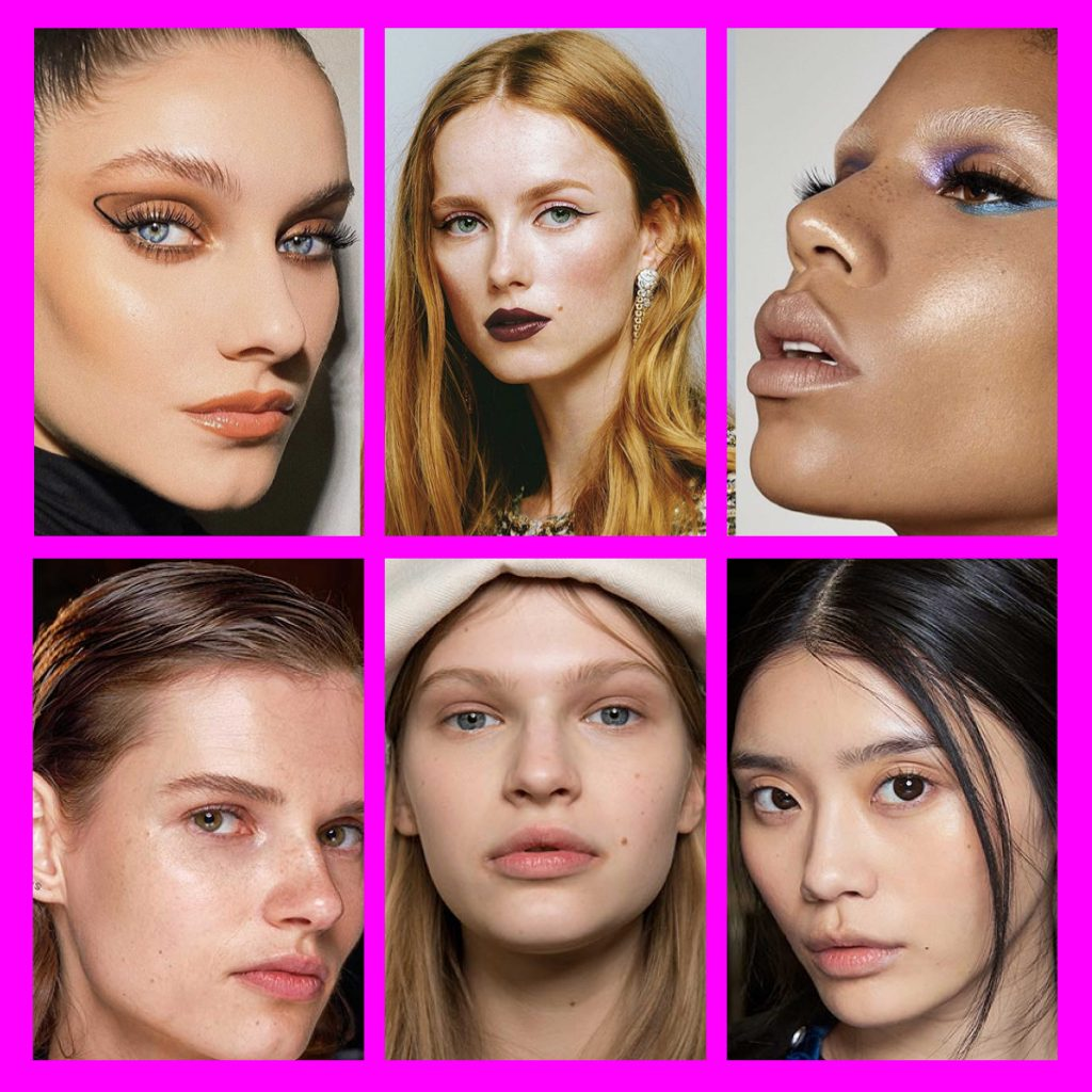 Tendenze Make-up Autunno inverno '20 '21