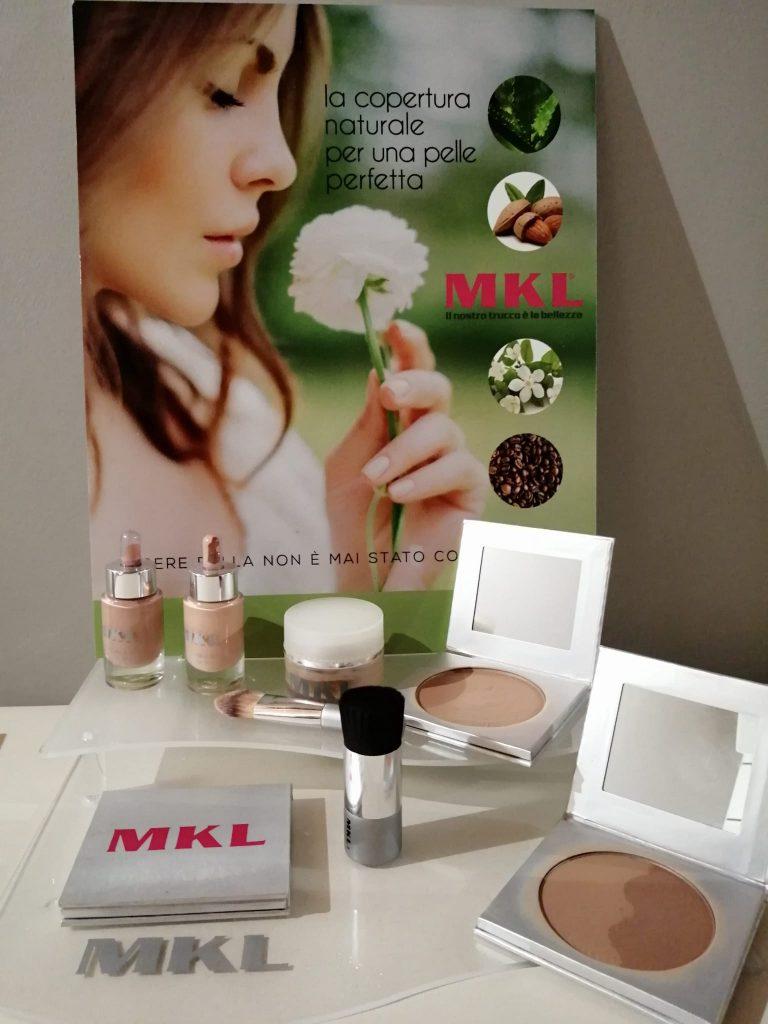 Promozione cosmetici MKL